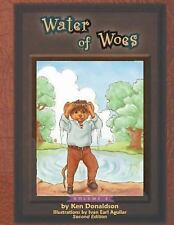 The Mouse's Diary: Water of Woes by Ken Donaldson (2014, Paperback, Large Type)