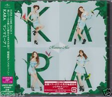 New KARA Mamma Mia Limited Edition Type B CD Photobook Japan UMCK-9697
