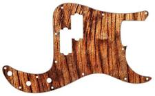 P Bass Precision Pickguard Custom Fender 13 Hole Guitar Pick Guard Wood Old Vibe