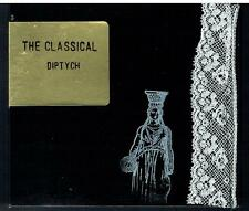 THE CLASSICAL - Diptych - Rare 2015 9-track CD album - FREE UK SHIPPING - NEW CD