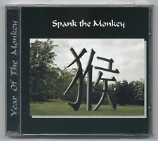 SPANK THE MONKEY - Year Of The Monkey (15 trk LIVE CD)