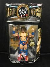 WWE WWF Classic Superstars Series 12 - The Ultimate Warrior With Belt JAKKS 215