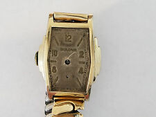 Vintage Bulova Mens Watch 10AE Wristwatch - 2060