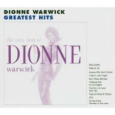 DIONNE WARWICK - THE VERY BEST OF CD POP 16 TRACKS NEU