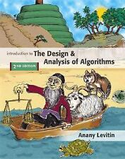 An Introduction to Design and Analysis of Algorithm 2e Int'l Edition