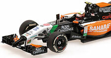 MINICHAMPS 1/43 2014 SAHARA FORCE INDIA MERCEDES VJM07 SERGIO PÉREZ 417140111