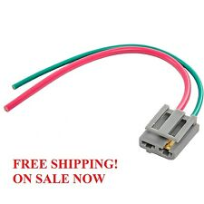 NEW HEI Distributor Wire Harness Pigtail Dual 12v Power & Tach Connectors 170072