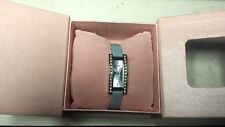 Playboy Ladies Watch blue genuine leather band PB0015BL RARE!!