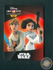 CARTE CARD WEB CODE DISNEY INFINITY 3.0 : RISE AGAINST THE EMPIRE PLAYSET