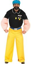 Fancy Dress Costume ~ autorizado (Popeye) - Brutus Xl