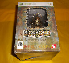 BIOSHOCK 1 COLLECTOR'S EDITION XBOX 360 con BIG DADDY Italiano ○○○ COMPLETO - AI
