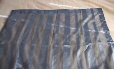 Two tone sheer curtains for 2 windows (4 panels) 40 x 84