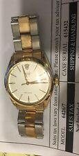 Rolex Vintage Oyster Royal Precision 6426/7 C. 1960 Gold Shell Rivet Oyster Band