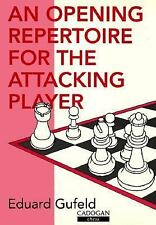Opening Repertoire for the Attacking Player-ExLibrary