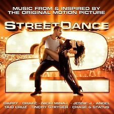 STREETDANCE 2 (CD) SOUNDTRACk QUEEN TAIO CRUZ NICKI MINAJ DRAKE TYGA++++ NEU