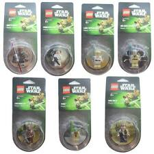 Lego Star Wars Magnet Set of 7 DARTH VADER CHEWBACCA YODA HAN SOLO PRINCESS LEIA