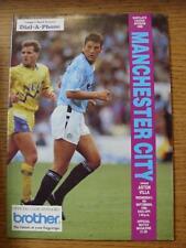 05/09/1990 Manchester City v Aston Villa   (No obvious faults)
