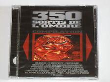 350 SORTIS DE L'OMBRE (OMAR D.,DERNIERS MESSAGERS,45 NIGGAZ,L.V,ATK..) CD 1998