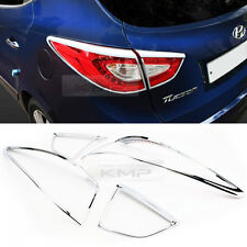 Chrome Rear Tail Lamp Cover Molding Set K-594 for HYUNDAI 2010-2015 TUCSON ix35
