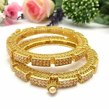 -indian-asian-polki-bangles-size28-bollywood-bridal-jewellery-party-ethnic-wear