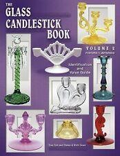 Glass Candlestick Book 2 Fostoria-Jefferson Autographed
