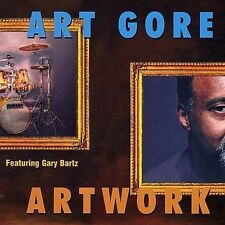 Gore, Art: Artwork  Audio CD