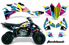 Suzuki LTR450 AMR Racing Graphics Sticker Kits ATV LTR 450 DECALS 06-09 FLASH