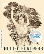 The Hidden Fortress (Blu-ray Disc, 2016, Criterion Collection)