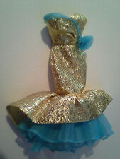 Barbie Collector Gold Label~Happy New Year Barbie Doll~ Gown Only MINT!