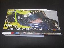 37705 Dennis Marschall Motorsport original signierte Autogrammkarte