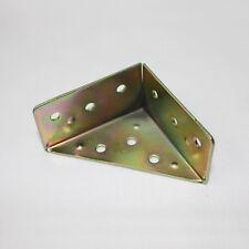 14 pcs Brass Iron Metal 56x56x30mm Corner Braces Angle Brackets Supports GY-66
