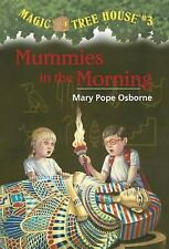 Mummies in the Morning Magic Tree House, No. 3