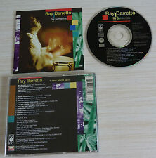 RARE CD ALBUM MY SUMMERTIME - BARRETTO RAY 10 TITRES 1995
