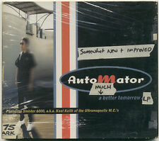 DAN THE AUTOMATOR A Much Better Tomorrow; CD 2000 75 Ark; Kool Keith