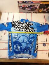 Vomax Relax Fit Size Large L Cycling Jersey (3900-34)