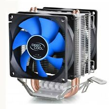 Dual Fan CPU Cooling Heatsink PC Cooler for AMD AM2/AM2 + / AM3/AM3 + / FM1/FM2