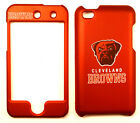 Cleveland Browns Apple iPod Touch 4 4G NFL faceplate case cover rigid snap on