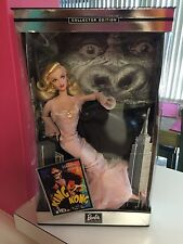NIB NRFB MATTEL BARBIE KING KONG PINK DRESS COLLECTOR EDITION 2003