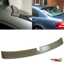 MERCEDES BENZ W211 New Roof Window Rear Spoiler Wing ABS 02-05 E550 E320