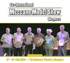 Meccano DVD - 33rd International Meccano Model Show (SkegEx 2014)