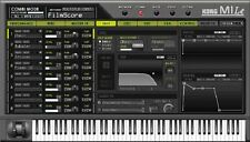 KORG M1 Le Music DAW Software plugin VST AU Mac PC