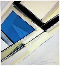 Piet Roovers Untitled Poster Kunstdruck Bild 74x67cm - Kostenloser Versand
