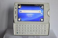Sony Ericsson Xperia mini pro Mini Pro SK17i - White (Unlocked) Smartphone