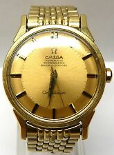 VINTAGE OMEGA CONSTELLATION AUTOMATIC CHRONOMETER QUICKSET DATE WATCH 35MM