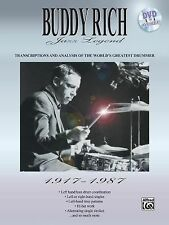 Buddy Rich -- Jazz Legend (1917-1987): Transcriptions and Analysis of the World'