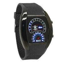 W UK Mens Stunning Trendy LED Watch Rubber Band Sports Watch Cheap Hot Sale NEW