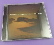 Gino Villalobos - Rock 'N' Roll Pony CD 2004 - Unused Stock!