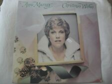 ANNE MURRAY CHRISTMAS WISHES VINYL LP 1981 CAPITOL RECORDS WINTER WONDERLAND, EX