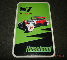1 AUTHENTIC ROSSIGNOL S7 BY CAB PROMOTIONAL STICKER #20 DECAL AUFKLEBER
