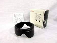 Canon Lens Hood EW-73B  for EF-S17-85mm f/4-5.6 IS USM  EXCELLENT Condition
